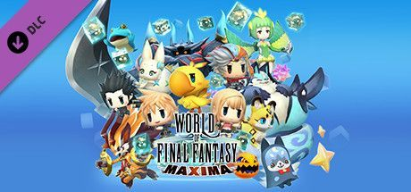 World of Final Fantasy Maxima Game Free Download Torrent
