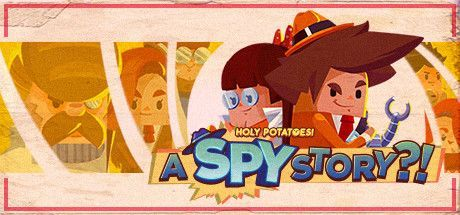 Holy Potatoes! A Spy Story?! Game Free Download Torrent