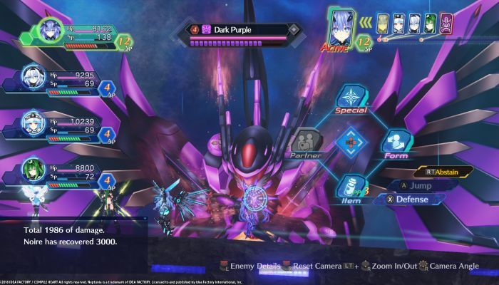 Megadimension Neptunia VIIR Game Free Download Torrent