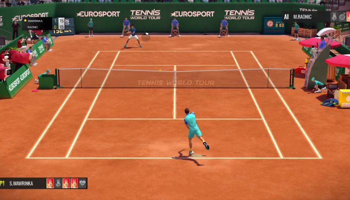 Tennis World Tour Game Free Download Torrent